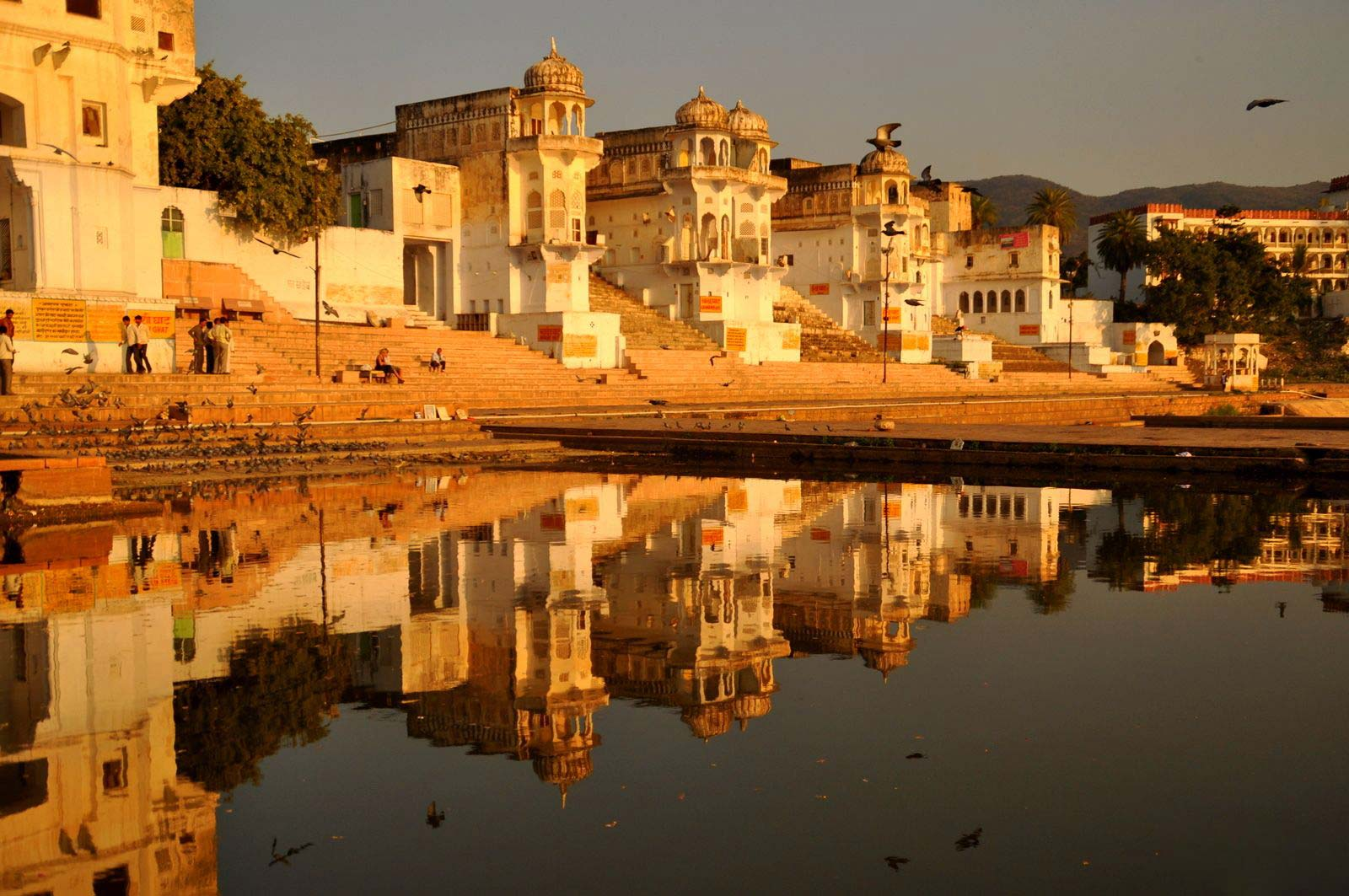 Golden Triangle Tour Packages with Mathura