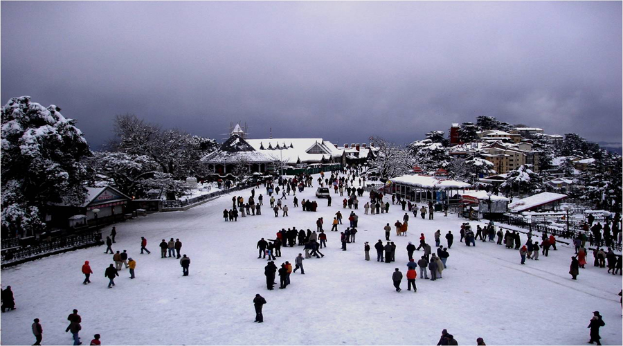 Shimla Manali Tour by Car